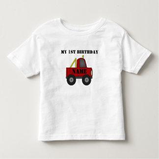 My 1st Birthday Customize it Toddler T-shirt