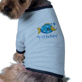My 1st Birthday Doggie T-shirt