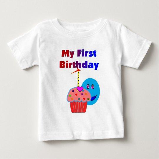 My 1st birthday--Gift Ideas and T-Shirts for Babie