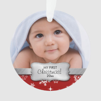 My 1st Christmas - Add your photo