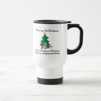 My 1st Christmas Gift Travel Mug