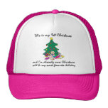 My 1st Christmas Gift Trucker Hat