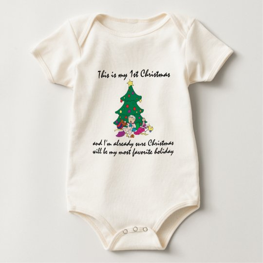 My 1st Christmas T-Shirt