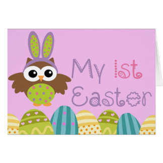 My 1st Easter Card