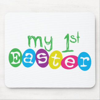 My 1st Easter Mouse Pad