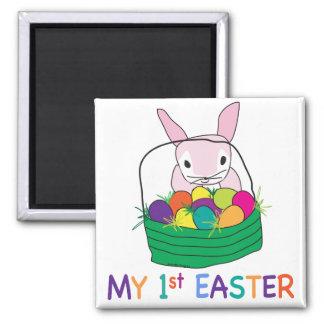 My 1st Easter Refrigerator Magnet