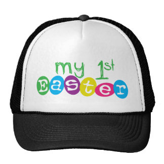 My 1st Easter Trucker Hat