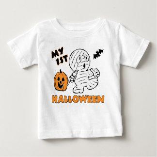 My 1st first Halloween baby t-shirt