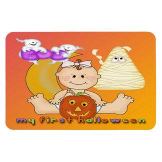My 1st Halloween Flex Magnets