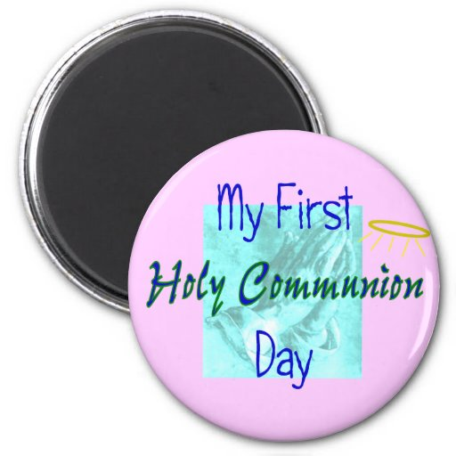 My 1st Holy Communion Day T-Shirts 2 Inch Round Magnet