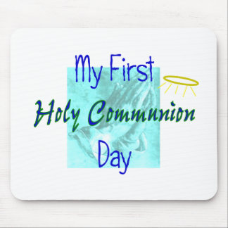 My 1st Holy Communion Day T-Shirts Mouse Pad