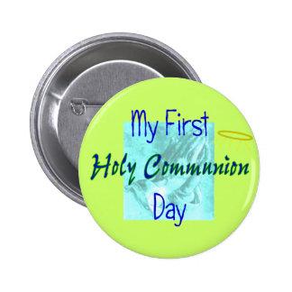 My 1st Holy Communion Day T-Shirts Pinback Button