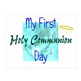 My 1st Holy Communion Day T-Shirts Postcard