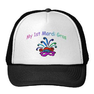 My 1st Mardi Gras Trucker Hat