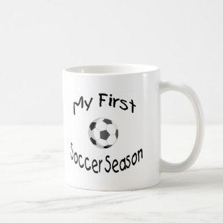 My 1st Soccer Season Coffee Mug