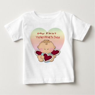 My 1st Valentine's Day (boy) Infant T-Shirt