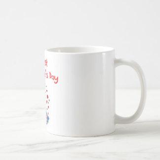My 1st Valentines Day Classic White Coffee Mug