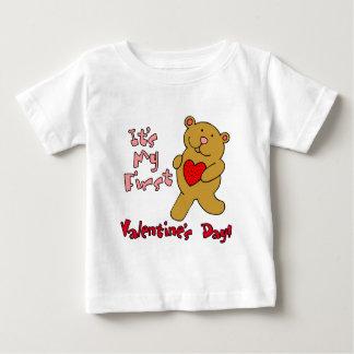 My 1st Valentine's Day T Shirt