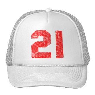 My 21st Birthday Gifts Trucker Hat