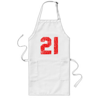 My 21st Birthday Gifts Long Apron