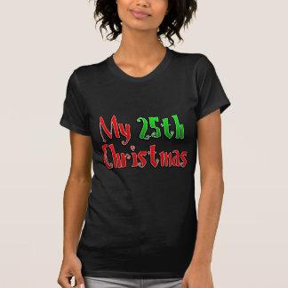 My 25th Christmas Shirt