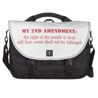 My 2nd Amendment Commuter Bags