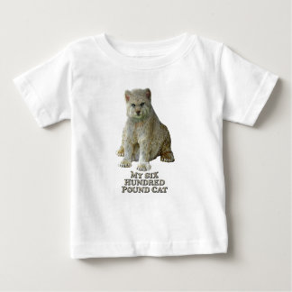 My 600 lb Cat - Baby T-Shirt