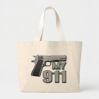 MY 911 TOTE BAG
