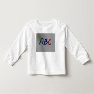 My ABC's Toddler T-shirt