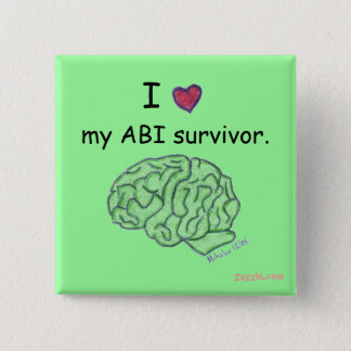 My ABI survivor button