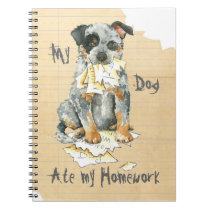 My ACD Ate My Homework Notebook
