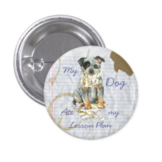 My ACD Ate My Lesson Plan 1 Inch Round Button