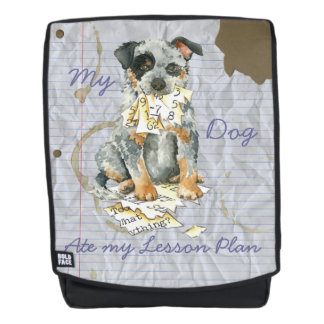 My ACD Ate My Lesson Plan Backpack
