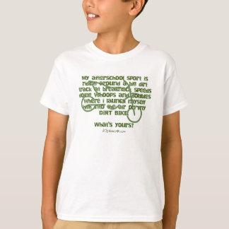 My After School Sport MX T-Shirt