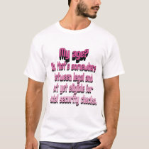 My Age Light T-Shirt