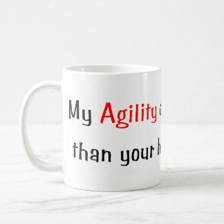My Agility dog is smarter... Mug