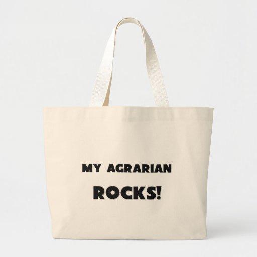 MY Agrarian ROCKS! Jumbo Tote Bag