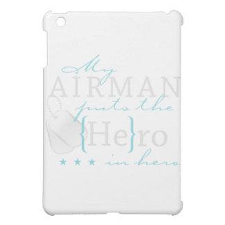 My Airman puts the He in Hero iPad Mini Cases