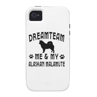 My Alaskan Malamute Dog iPhone 4/4S Covers