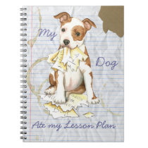 My Am Staff Ate My Lesson Plan Notebook