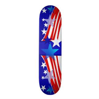 MY AMERICA SKATEBOARD