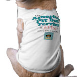 My American Pit Bull Terrier is All That! Pet Clothes