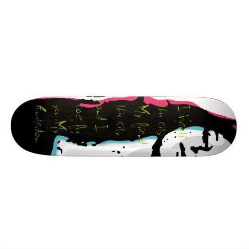 My Amsterdam Skate Boards