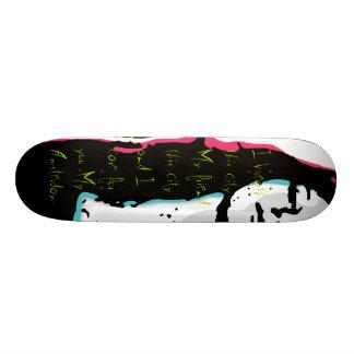 My Amsterdam Skateboard
