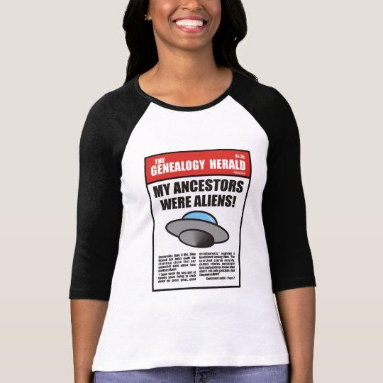 My Ancestors Were Aliens! T-Shirt