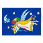 My Angel is Watching Over You Greeting Cards