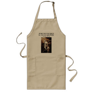 my angel mother apron