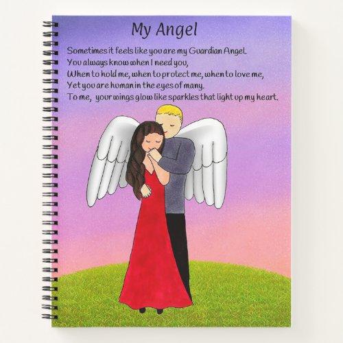 My Angel Notebook