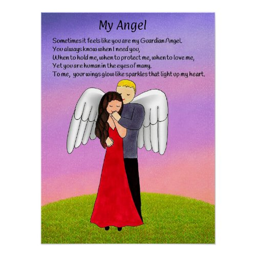 My Angel Poster