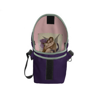 My Angel Rickshaw Mini Zero Messenger Bag Courier Bag